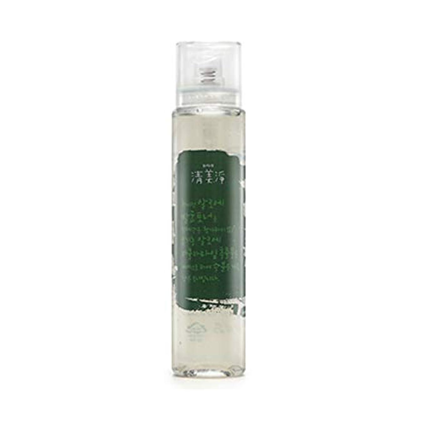 以内に馬鹿ペニー[ChungMiJung] 清美浄(チョンミジョン) アロエ発酵トナー 140ml Aloe Fermentation Toner - 98% Organic Faicial Toner Skin Refresher Korean...