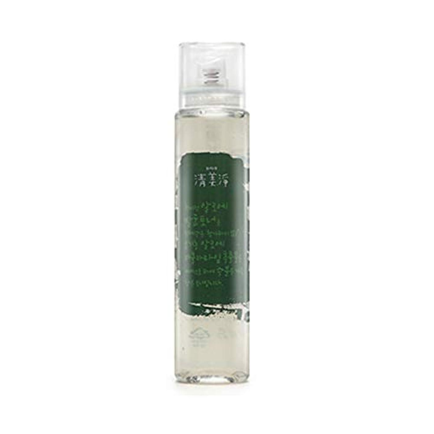 勝者めまいが納税者[ChungMiJung] 清美浄(チョンミジョン) アロエ発酵トナー 140ml Aloe Fermentation Toner - 98% Organic Faicial Toner Skin Refresher Korean...