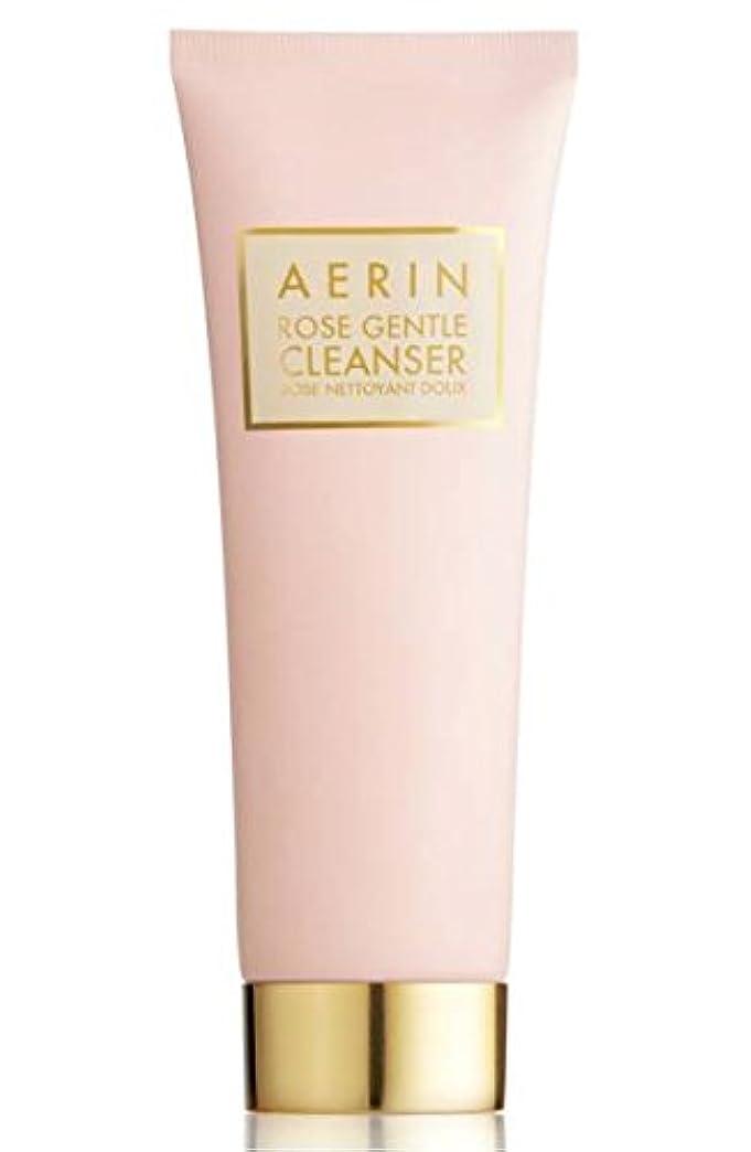 構成講義風味AERIN Rose Gentle Cleanser(アエリン ローズ ジェントル クレンザー) 4.2 oz (126ml) by Estee Lauder
