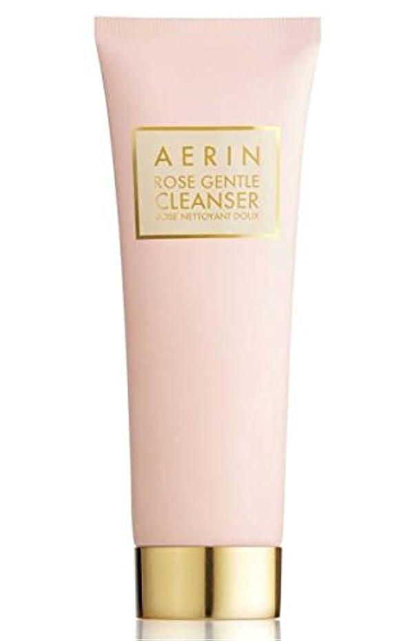 恐れるプーノクックAERIN Rose Gentle Cleanser(アエリン ローズ ジェントル クレンザー) 4.2 oz (126ml) by Estee Lauder