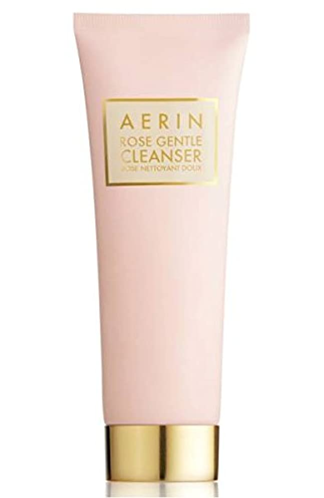 護衛そこ取り壊すAERIN Rose Gentle Cleanser(アエリン ローズ ジェントル クレンザー) 4.2 oz (126ml) by Estee Lauder