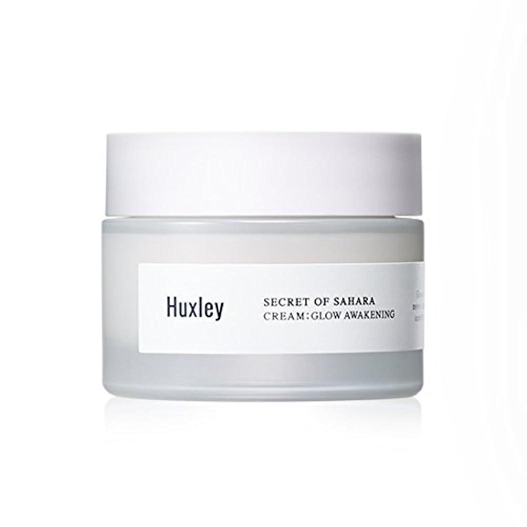 ギャップ気性リア王Huxley Cream;Glow Awakening 50ml/ハクスリー クリーム;グロウ アウェイクニング 50ml [並行輸入品]