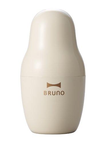 BRUNO パーソナル超音波加湿器 マトリョーシカ アイボリー BDE010-IV