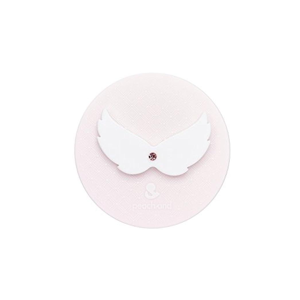 蒸気手荷物ソートピーチアンド 子供用 日やけ止め UVパクト SPF50+ PA+++ (天使の羽)
