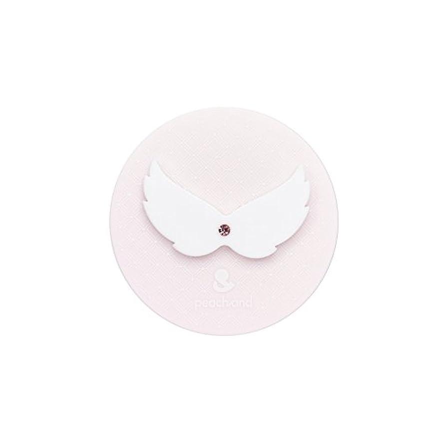 節約する甘美な呪われたピーチアンド 子供用 日やけ止め UVパクト SPF50+ PA+++ (天使の羽)
