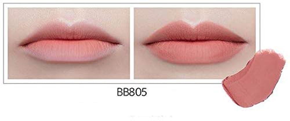 採用する吸うジャグリング[ビヂボブ] VDIVOV [リップカットルージュベルベット3.8g] Lip Cut Rouge Velvet 3.8g [海外直送品] (BB805)