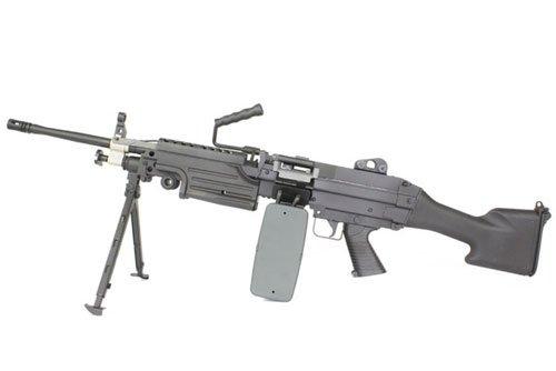 A&K フルメタル電動ガン M249 MKII 【A&KM249MKII】