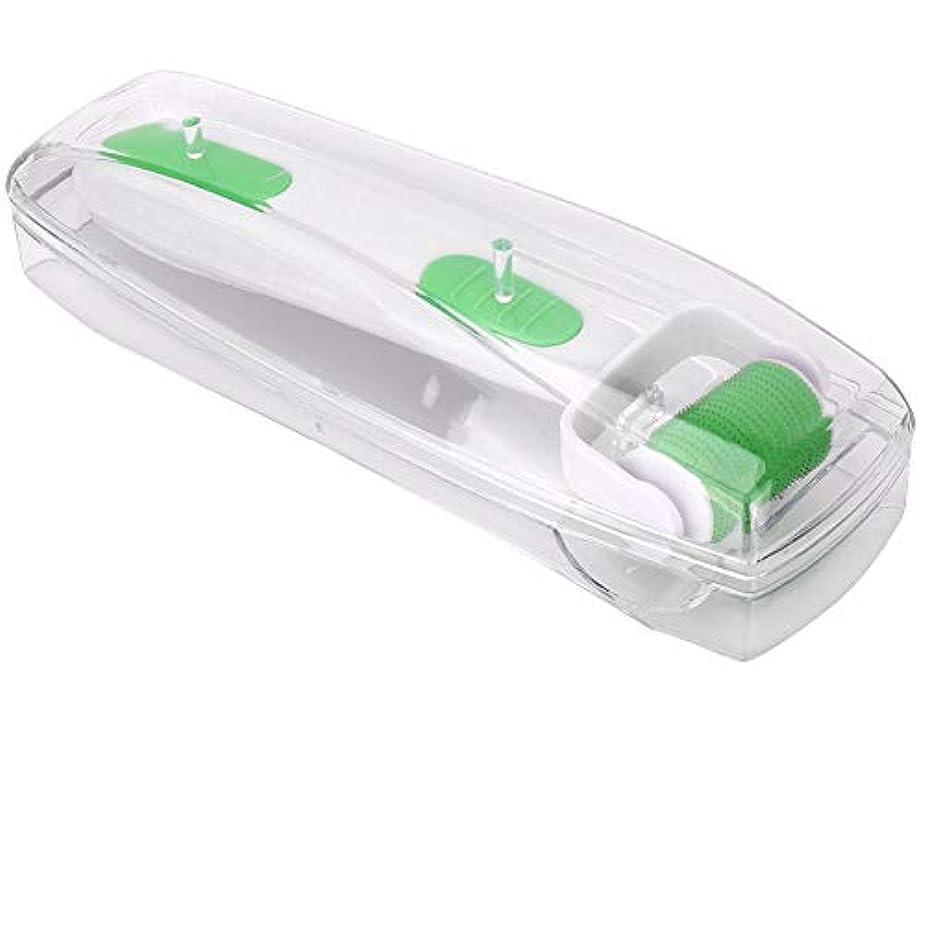 銀バスルーム背景0.25mmのDermaのマッサージャーのキット、しわの取り外しのマッサージャーの皮の若返りのスキンケアのマッサージャー