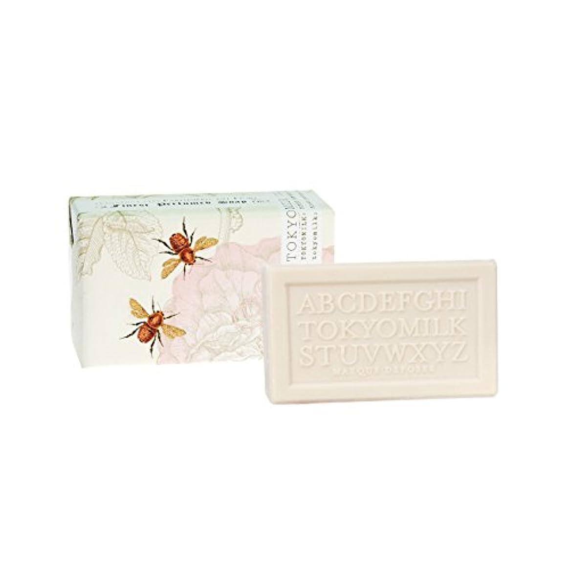キャンディー致命的葉っぱトウキョウミルク(TOKYOMILK) ソープ ビー No.82 229g(全身用洗浄料 石けん)