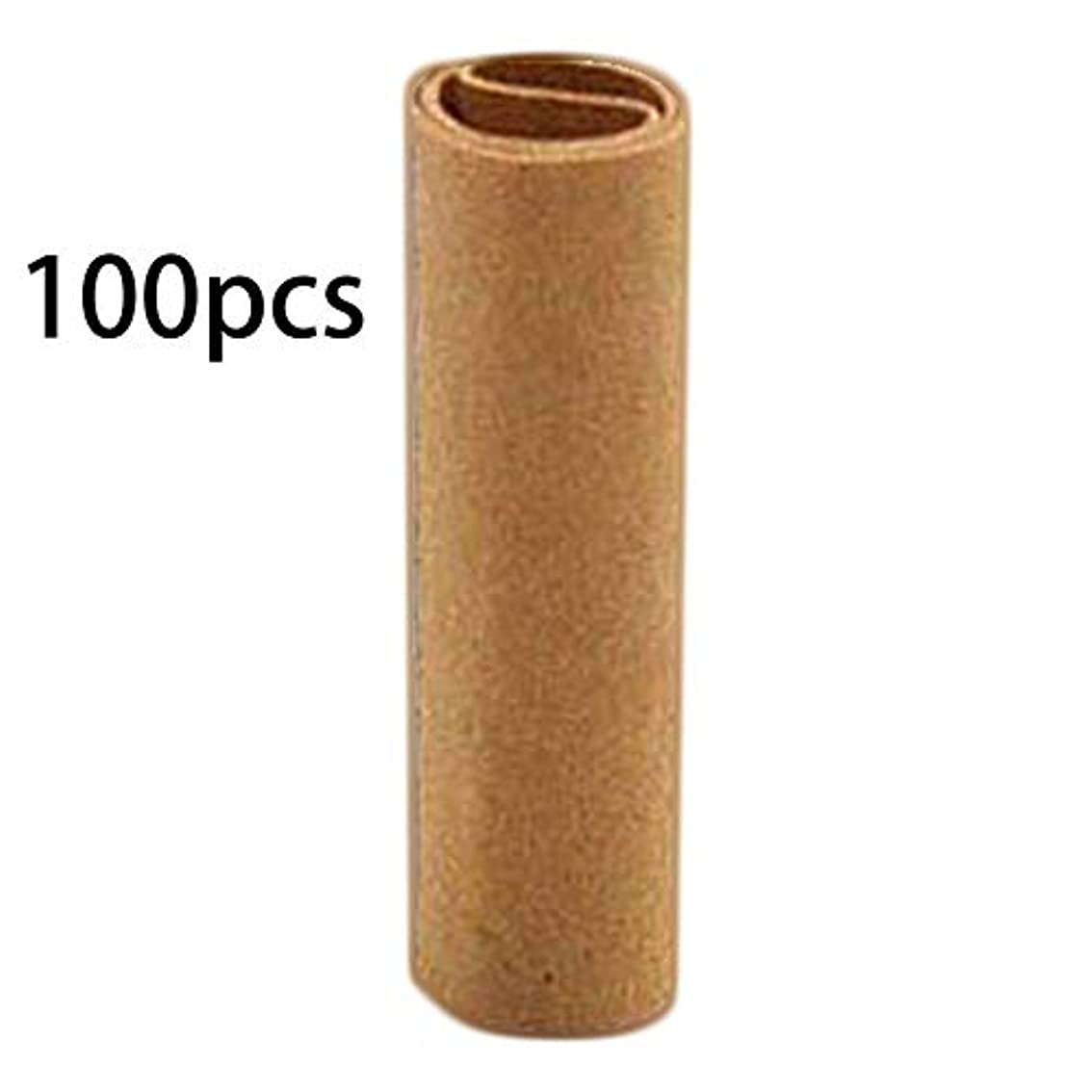 ぴったり洗剤ステップタバコフィルタシガレットホルダー7ミリメートルフィルター100錠ローリングペーパーフィルター