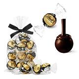リンツ (Lindt) チョコレート リンドール [ ピック&ミックス ] 70%カカオ 10個入り 個包装