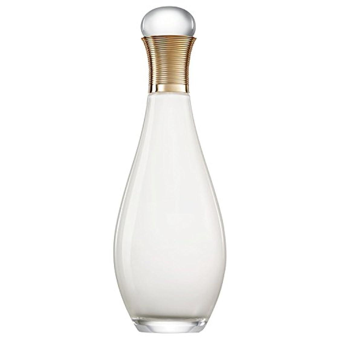 ダニレバー許さない[Dior] ディオールジャドールの美化ボディミルク150ミリリットル - Dior J'Adore Beautifying Body Milk 150ml [並行輸入品]
