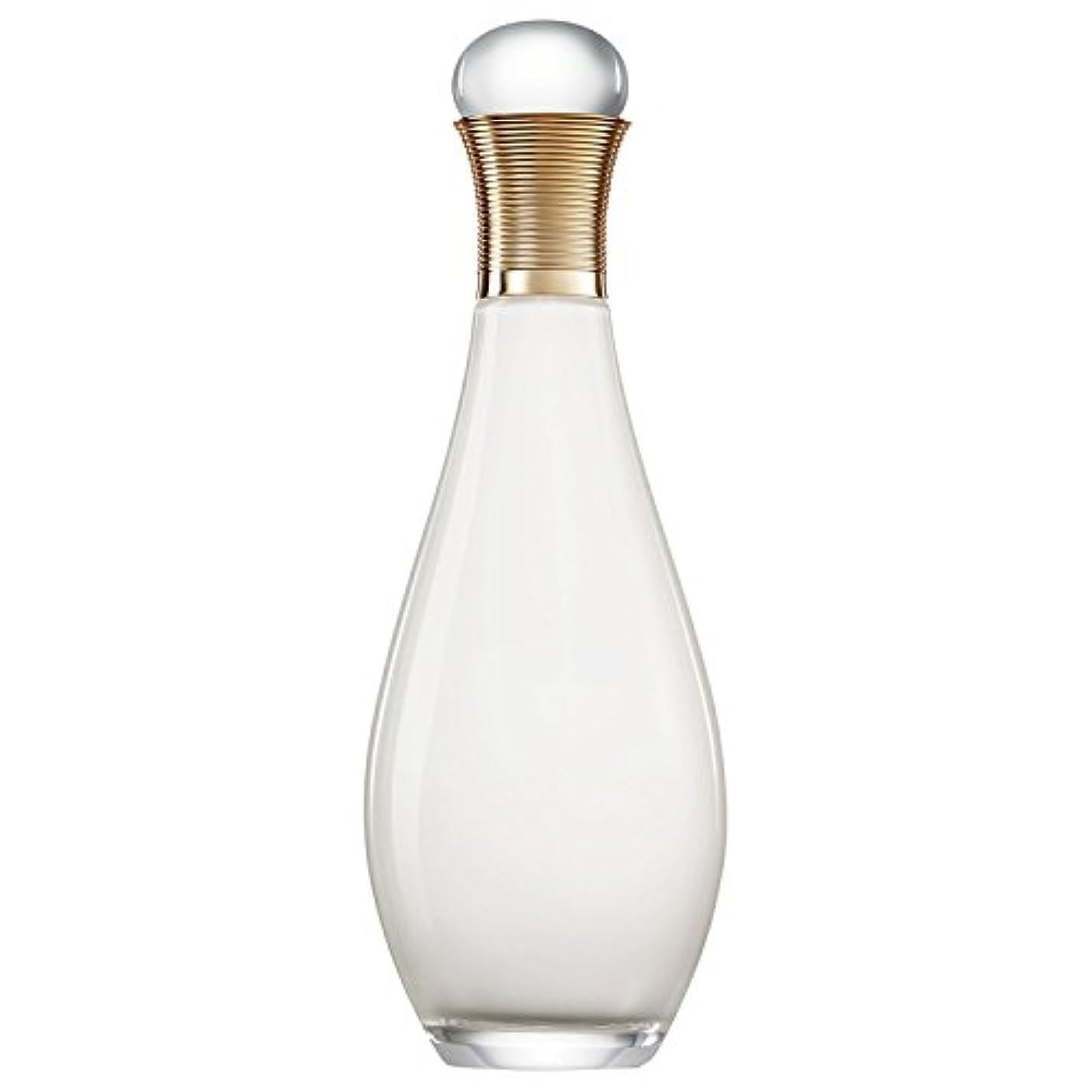 投票コスチューム保証[Dior] ディオールジャドールの美化ボディミルク150ミリリットル - Dior J'Adore Beautifying Body Milk 150ml [並行輸入品]