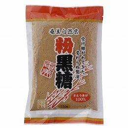 奄美自然食本舗 奄美粉砂糖 230g