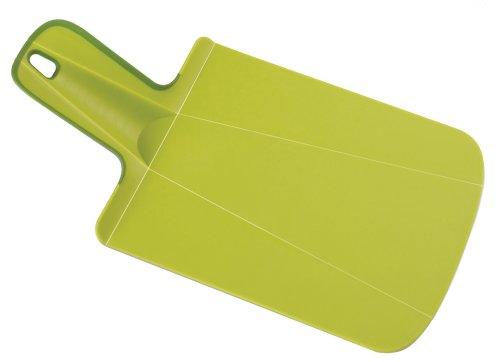 Joseph Joseph 折りたためるまな板 チョップ 2 ポット ミニ グリーン 600513