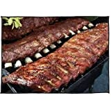 アメリカ産 豚スペアリブ(約1.4kg前後) 厳選スペアリブソース付き ベイビーバックリブ   Pork Back Ribs BBQ Ribs
