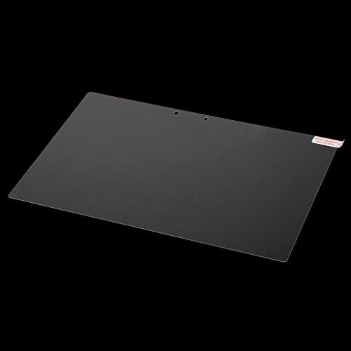 H HILABEE ガラス スクリーンカバー プロテクター ソニーXperia Z2タSGP 541 521用