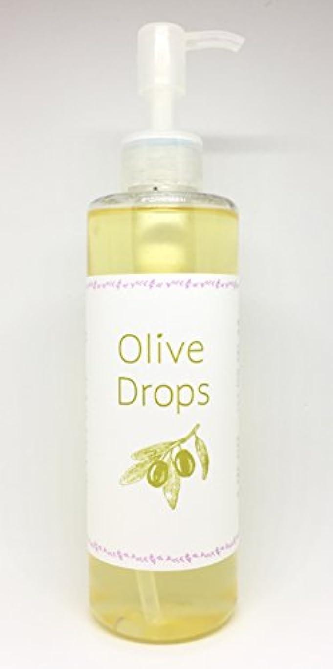 maestria. OliveDrops オリーブオイルの天然成分がそのまま息づいた究極の純石鹸『Olive Drops』ポンプタイプ250ml OD-001
