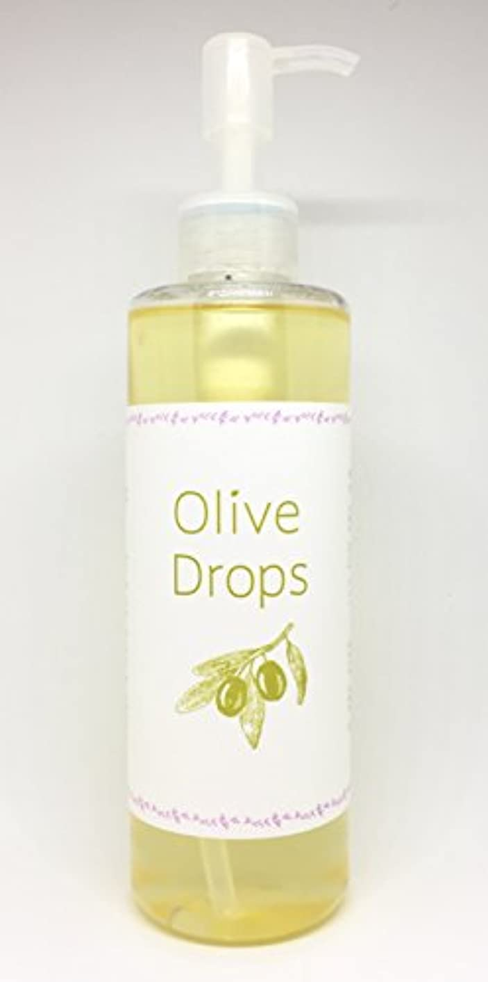 ファントム消防士おじさんmaestria. OliveDrops オリーブオイルの天然成分がそのまま息づいた究極の純石鹸『Olive Drops』ポンプタイプ250ml OD-001