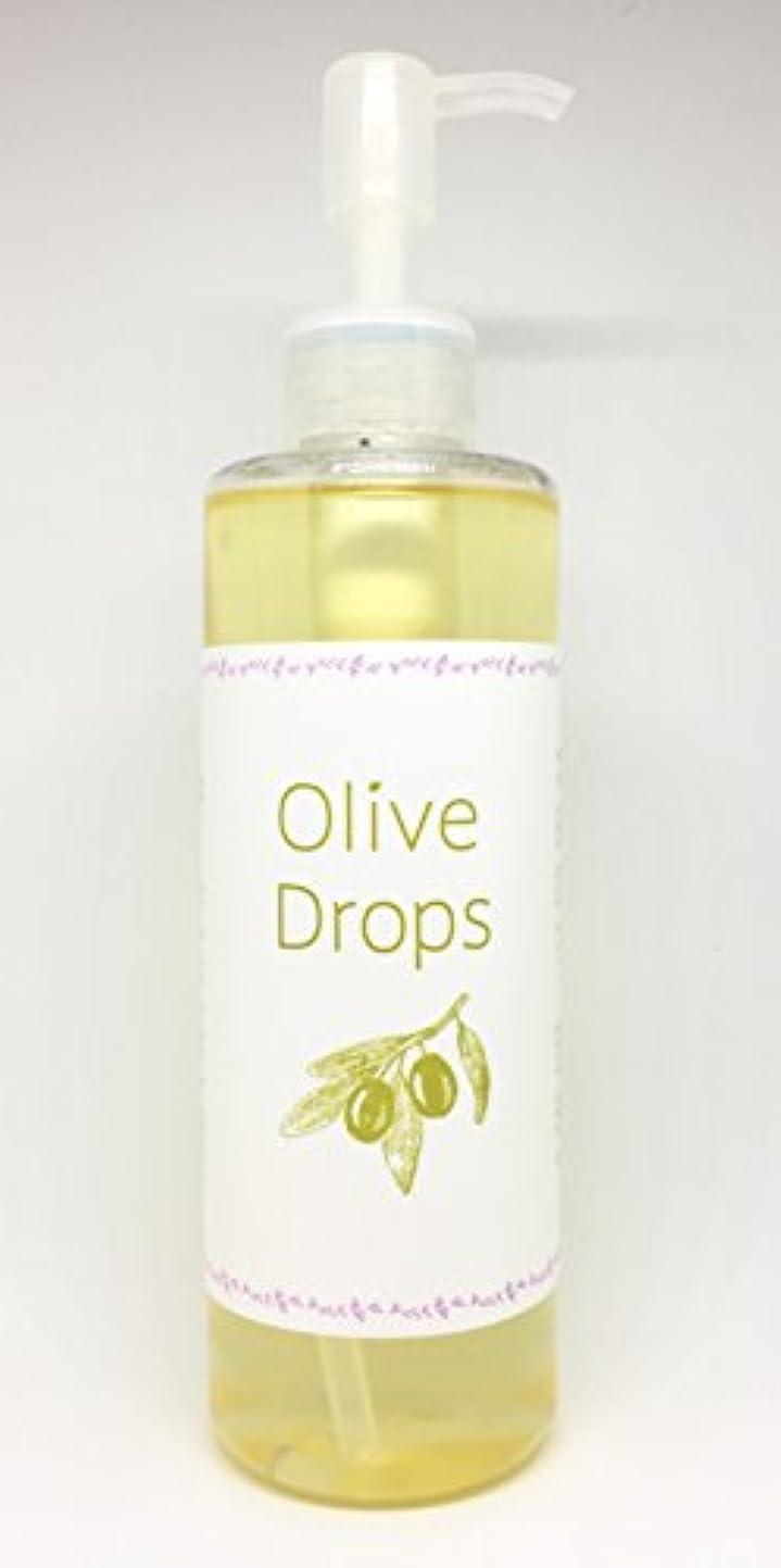 ラメ固体常習的maestria. OliveDrops オリーブオイルの天然成分がそのまま息づいた究極の純石鹸『Olive Drops』ポンプタイプ250ml OD-001