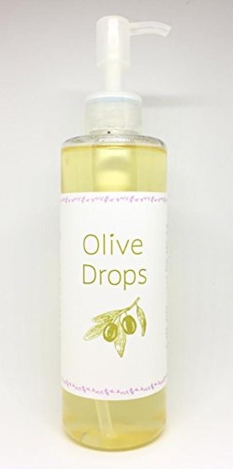 染色させる看板maestria. OliveDrops オリーブオイルの天然成分がそのまま息づいた究極の純石鹸『Olive Drops』ポンプタイプ250ml OD-001