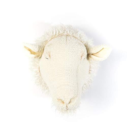 アニマルヘッド ANIMAL HEAD [ シープ ] BI003
