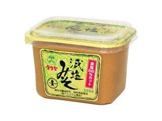 タケヤ 減塩味噌 食塩58%カット 450g 2個セット