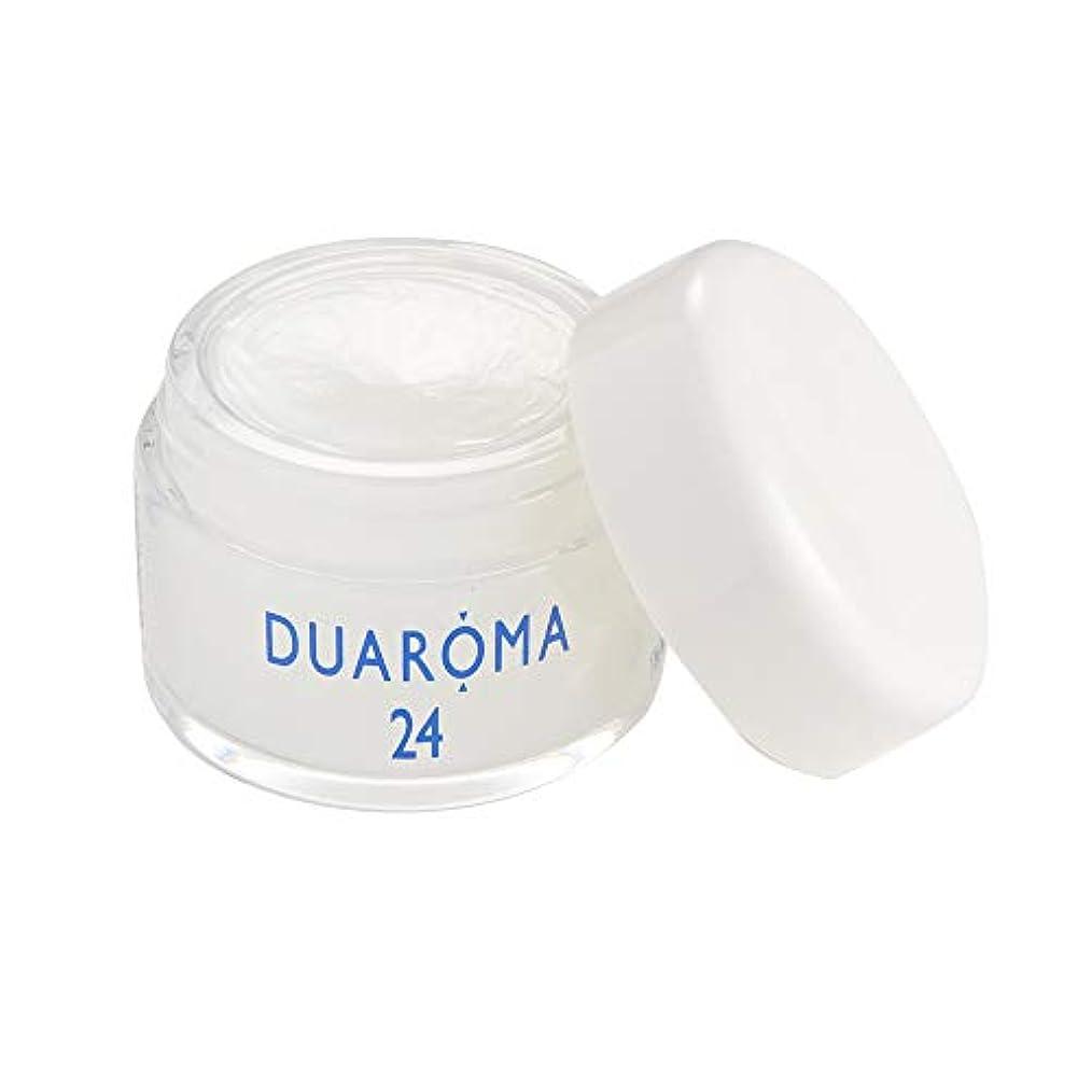 物理的に放射能教養があるデュアロマ24 薬用ハーブクリーム 40g (1個)