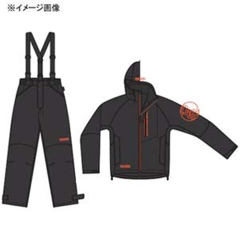 オーガニック発明ラショナル[パズデザイン] BSウォームレインスーツII ブラックオレンジ SBR-035 BO
