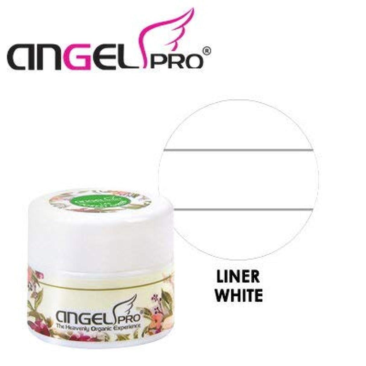 欠点酸化物うるさいANGEL PRO ポットジェリー LINER WHITE 4g