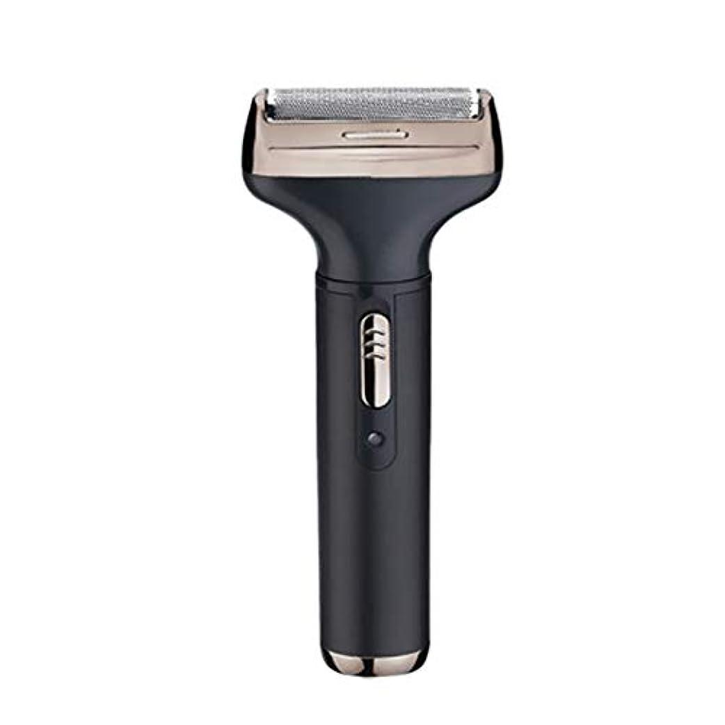 あさり診断するファイバ電動鼻毛トリマーのワンボタンデザインは、使いやすく快適で使いやすい独自の切断システムにより、鼻から余分な髪を効果的かつ快適に除去します