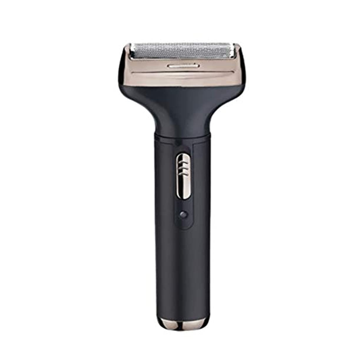 ラバお風呂を持っているコテージ電動鼻毛トリマーのワンボタンデザインは、使いやすく快適で使いやすい独自の切断システムにより、鼻から余分な髪を効果的かつ快適に除去します