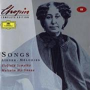 Chopin: Songs / Szmytka, Martineau