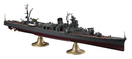 ハセガワ 1/350 日本海軍 軽巡洋艦 矢矧 天一号作戦 プラモデル Z26