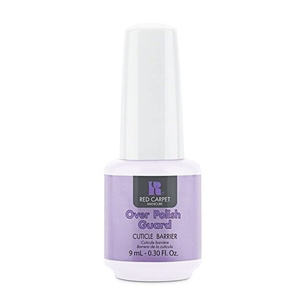 幸福遺産本Red Carpet Manicure - Nail Treatments - Over Polish Guard - 0.3oz / 9ml