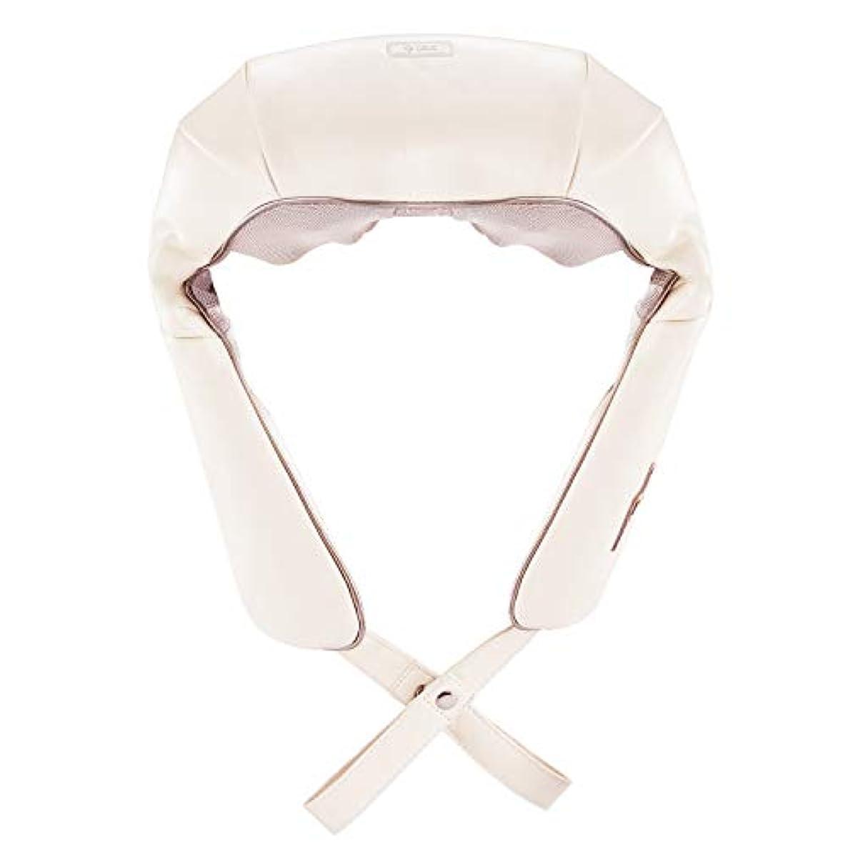 アライアンス属する狐OSIS Body Massager OSW-401A | Patented Massage Nodes with a Heating Function | Perfect for Shoulder, Neck, Waist...