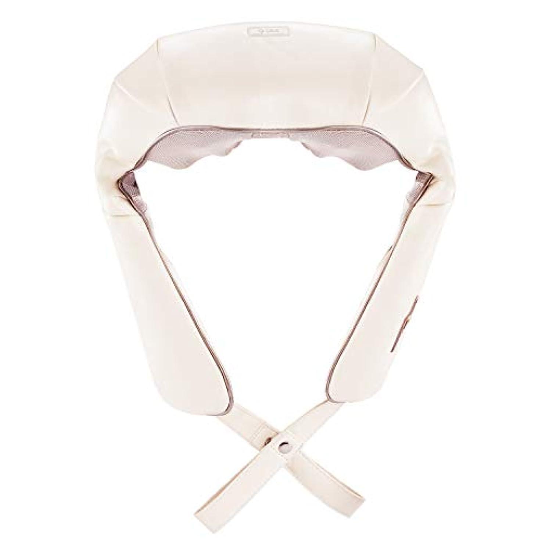 受賞気質平和OSIS Body Massager OSW-401A   Patented Massage Nodes with a Heating Function   Perfect for Shoulder, Neck, Waist...