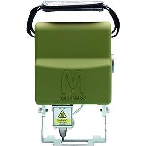 MarkinBOX 自社製ドット式刻印機 MB3315S(X軸33mm×Y軸15mm MB2S-3315S-3M-GR)