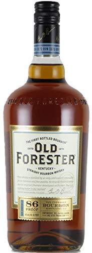 オールドフォレスター 43% 1000ml バーボンウイスキー [並行輸入品]