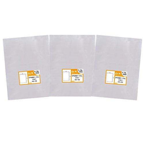 [해외]국산 테이프없이 B6 B6 용지   B5 용지 2 성급 접어 용 투명 OPP 봉투 (투명 봉투) 300 매 30 미크론 두께 (표준) 135x195mm/Domestic production tape None B6 B6 paper   B5 paper 2 folds Transparent OPP bag (transparent envelope) 300 sheets...