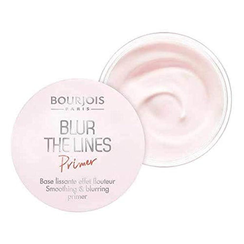 会話型バイナリ欲求不満[Bourjois ] ブルジョワは、ラインのプライマーをぼかします - Bourjois Blur the Lines Primer [並行輸入品]
