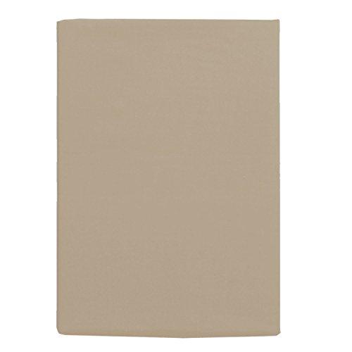 メリーナイト 日本製 綿100% 敷布団カバー 「ダースプラス」 シングルロング ベージュ dp63500-96