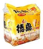 徳島製粉 金ちゃん 徳島らーめん 5食パック