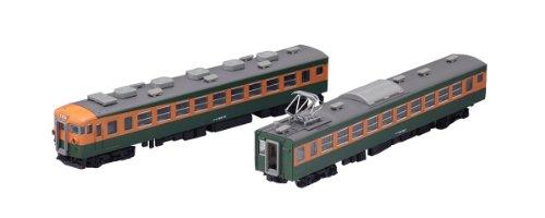TOMIX Nゲージ 92387 165系急行電車 増結セットB