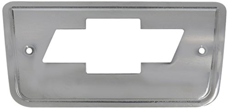 AMI 94006XPボウタイスタイルビレットサードブレーキライトカバー - ポリッシュ
