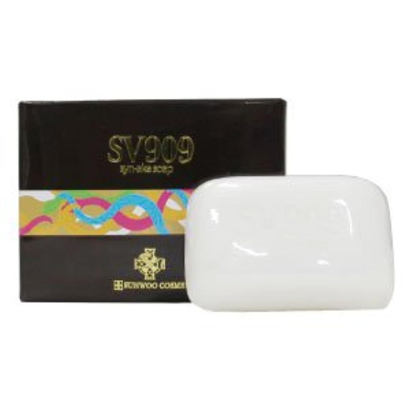 蛇毒 SV909 石鹸 【正規輸入品】