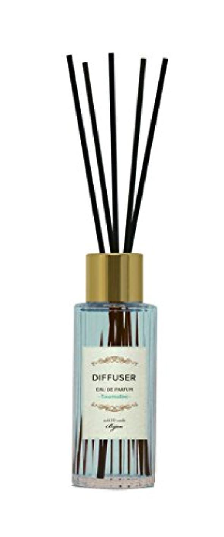 保存思想ガイドラインnobLED candle Bijou ディフューザー トルマリン Tourmaline Sapphire Diffuser ノーブレッド キャンドル ビジュー