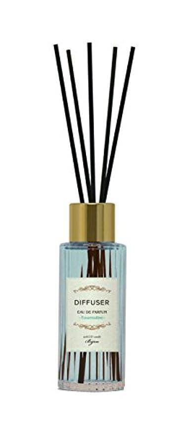 シャイ囲む肘nobLED candle Bijou ディフューザー トルマリン Tourmaline Sapphire Diffuser ノーブレッド キャンドル ビジュー