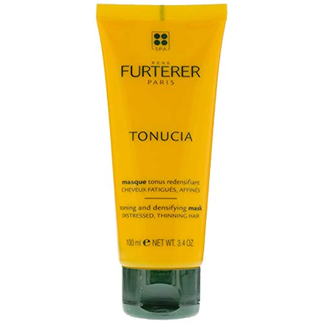 時計セラフ凍るルネ フルトレール Tonucia Thickening Ritual Toning and Densifying Mask (Distressed, Thinning Hair) 100ml/3.4oz並行輸入品