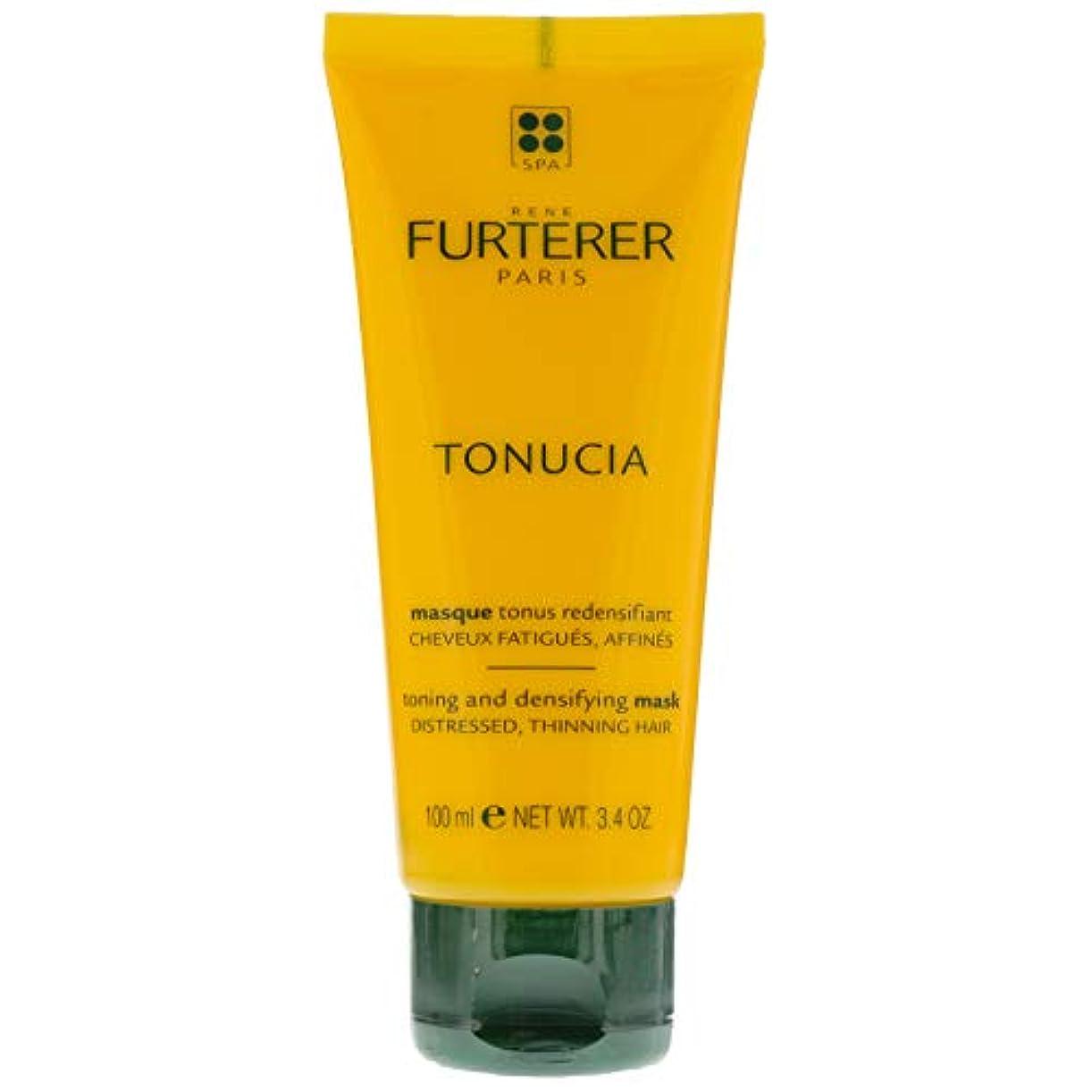 雪逮捕ルネ フルトレール Tonucia Thickening Ritual Toning and Densifying Mask (Distressed, Thinning Hair) 100ml/3.4oz並行輸入品